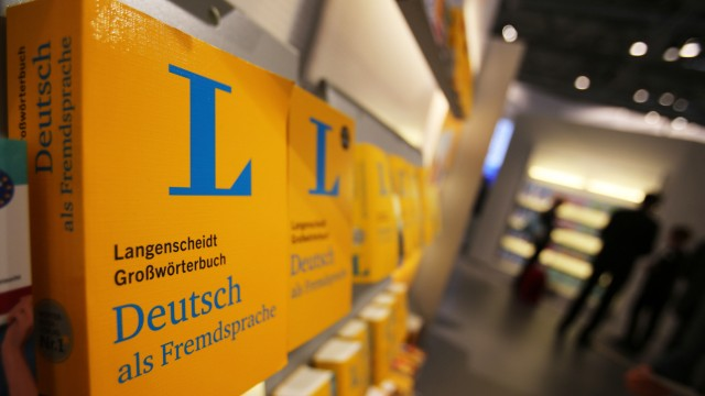 Wörterbücher von Langenscheidt