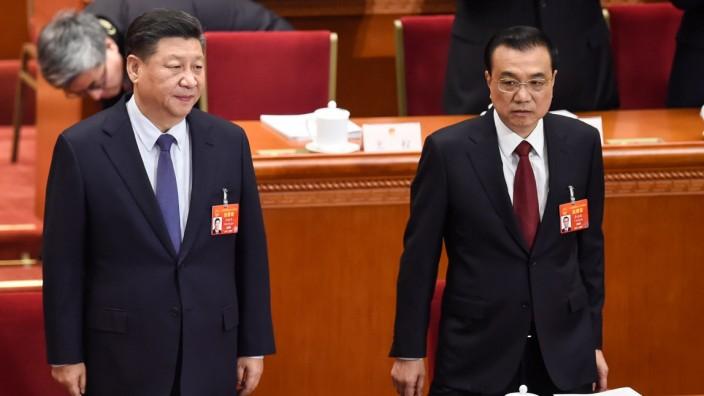 China Volkskongress Xi Li