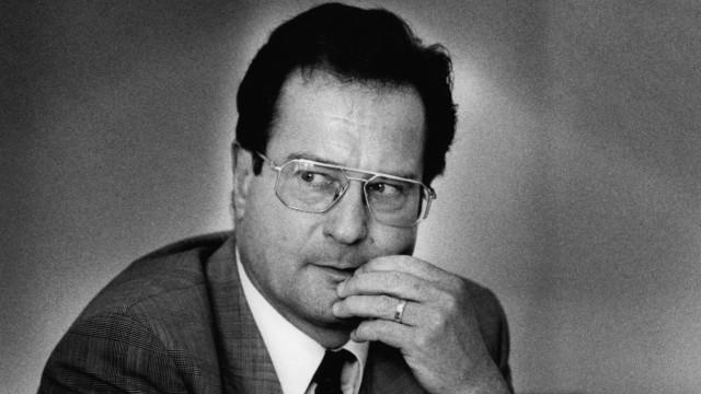 Klaus Kinkel gestorben Nachruf