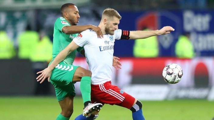 Hamburger SV v SpVgg Greuther Fuerth - Second Bundesliga