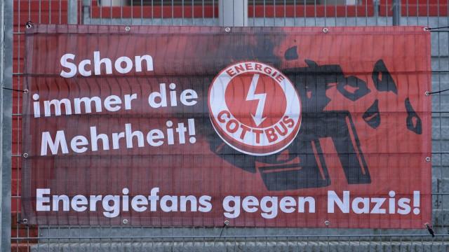 Fussball Herren Saison 2018 2019 3 Liga 25 Spieltag FC Energie Cottbus 1860 München 1 2