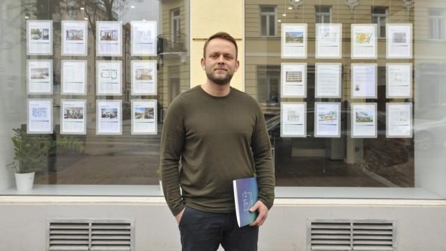 Immobilienmakler Benjamin Gralow