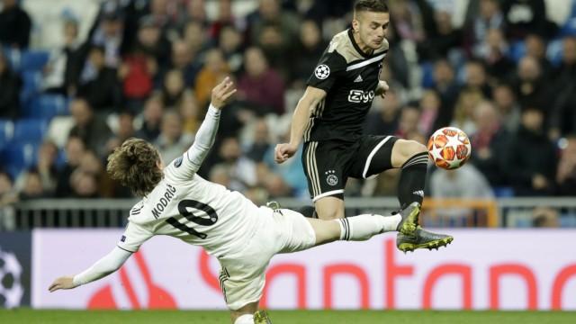 Champions League Cristiano Ronaldos Jubiläum Sport Szde