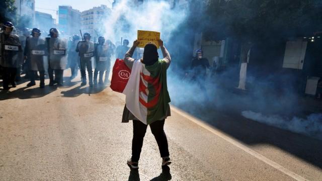 Politik Algerien Maghreb