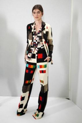 Akris : Backstage - Paris Fashion Week Womenswear Fall/Winter 2019/2020