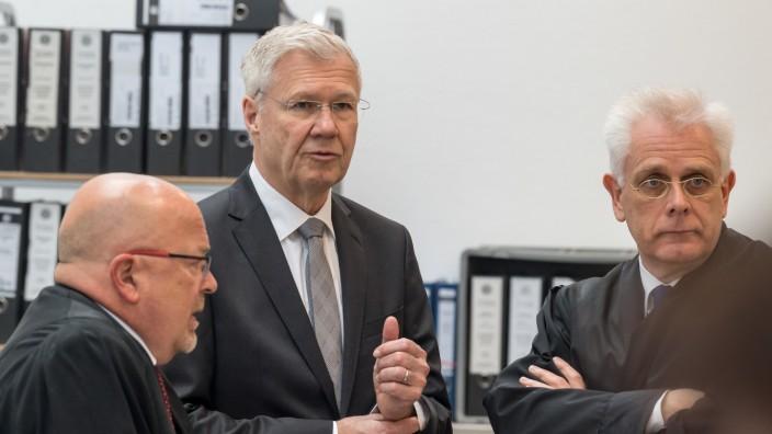 Prozessbeginn gegen Alfred Lehmann