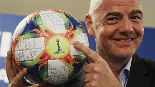 Fußball-WM WM mit 24 Teams