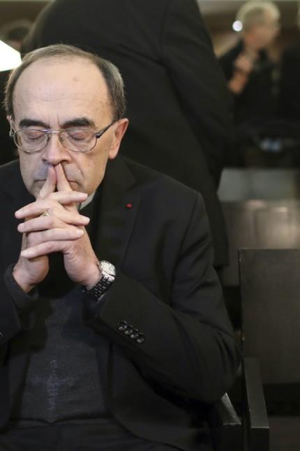 Prozess gegen Erzbischof von Lyon