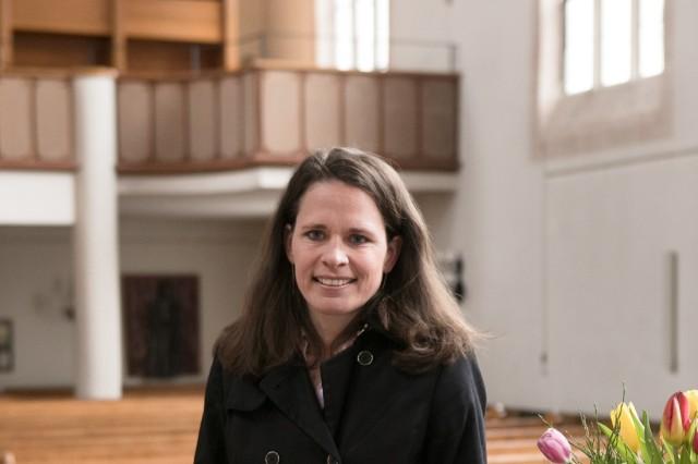 Claudia Häfner, Hochschulpfarrerin, Dom-Pedro-Platz 5