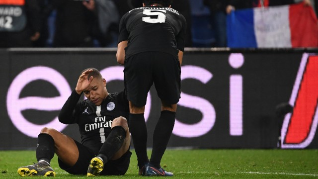 Champions League Paris in der Champions League