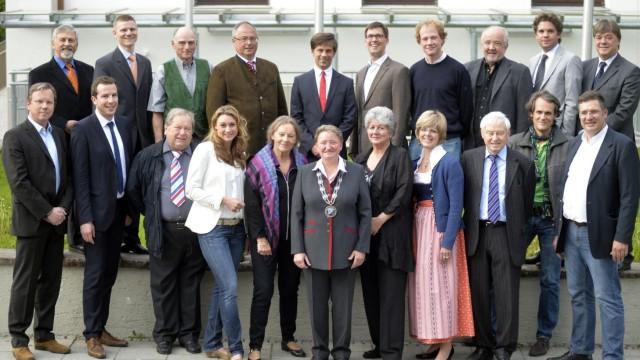 Süddeutsche Zeitung Landkreis München Frauen in der Lokalpolitik