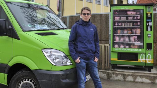 Wirtschaft in München Lebensmittel
