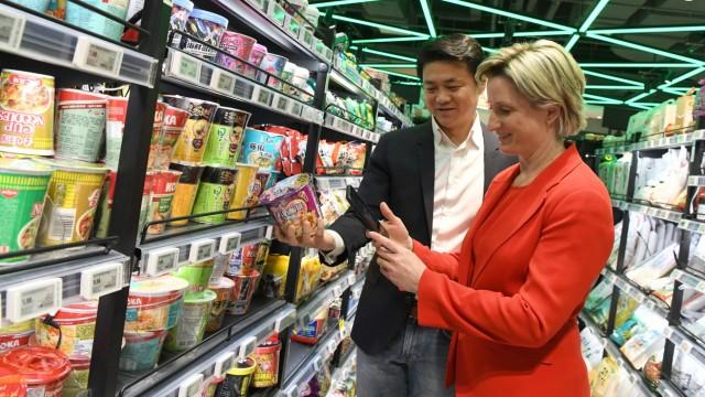 Ministerin Dr. Nicole Hoffmeister-Kraut reist nach China