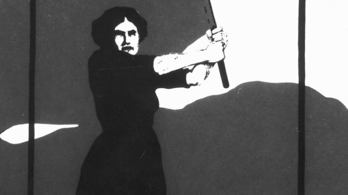 Plakat zum Internationalen Frauentag, 1914