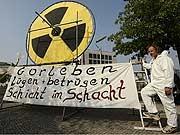ddp, Gorleben, Protest, Gabriel, Regierung Kohl