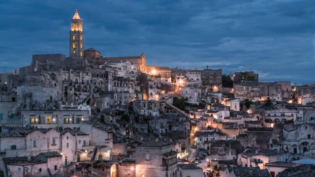 Reiseregion Kulturhauptstadt Matera