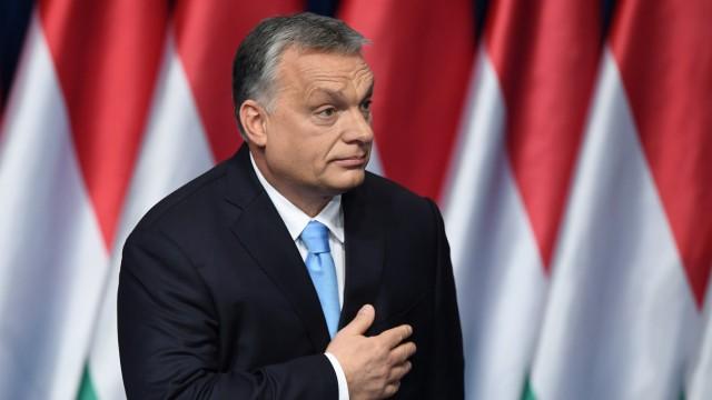 EU-Parlament Ungarn