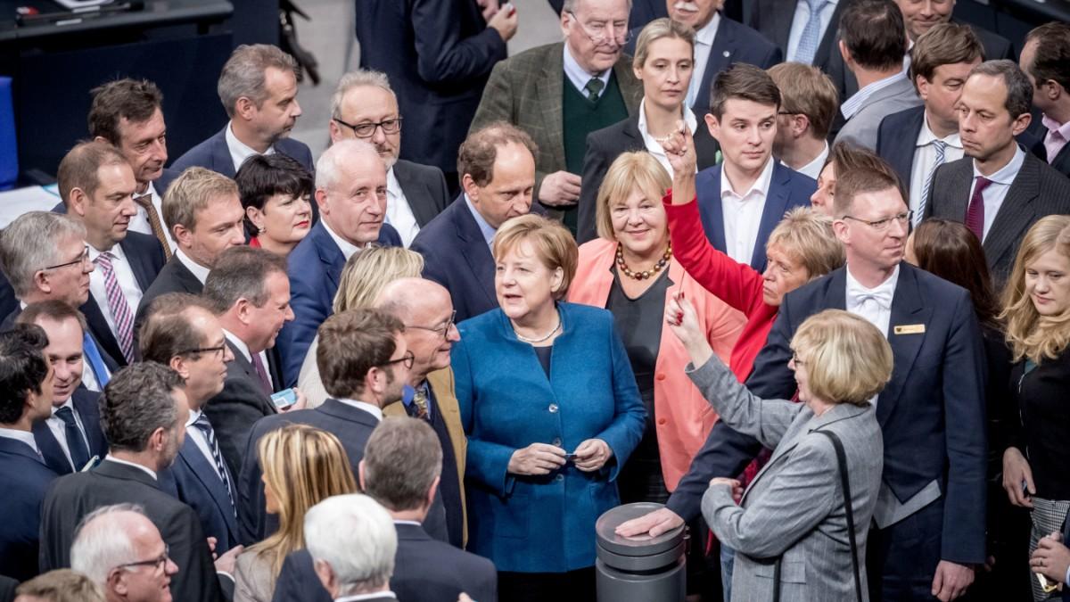 Der Bundestag muss das Wahlrecht ändern