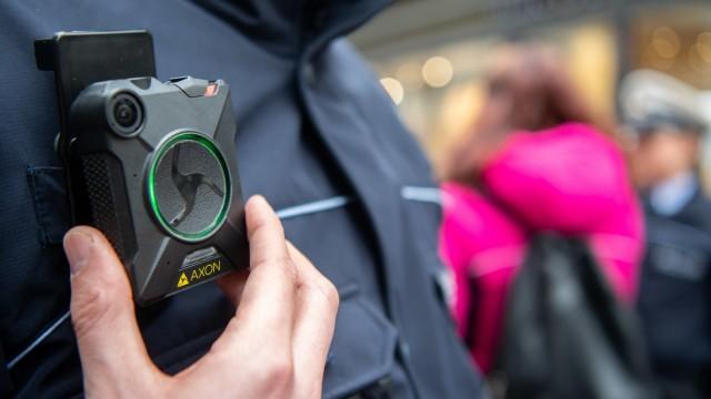 Bodycams für die Polizei Baden-Württemberg