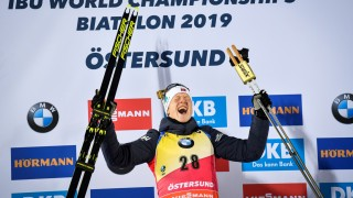 IBU World Biathlon Championships - Men's 10 km sprint