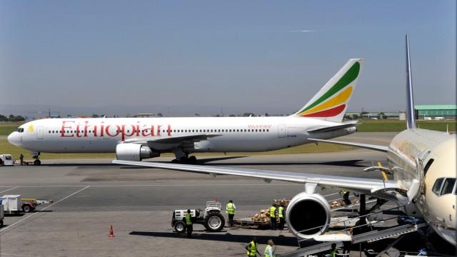 Unglück und Unfall Äthiopien