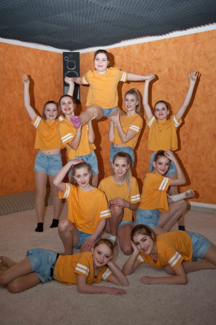 Bruck Erfolgreiche Tänzerinnen