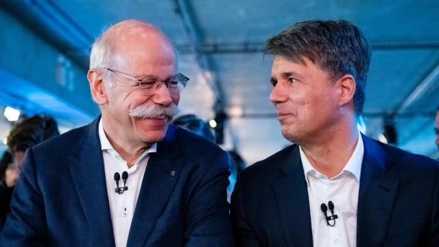 BMW und Daimler