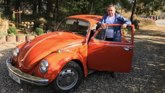 VW Käfer Oldtimer Erwin