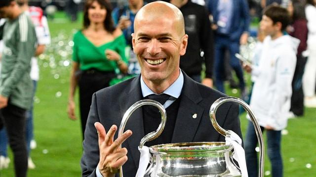 Internationaler Fußball Real Madrid