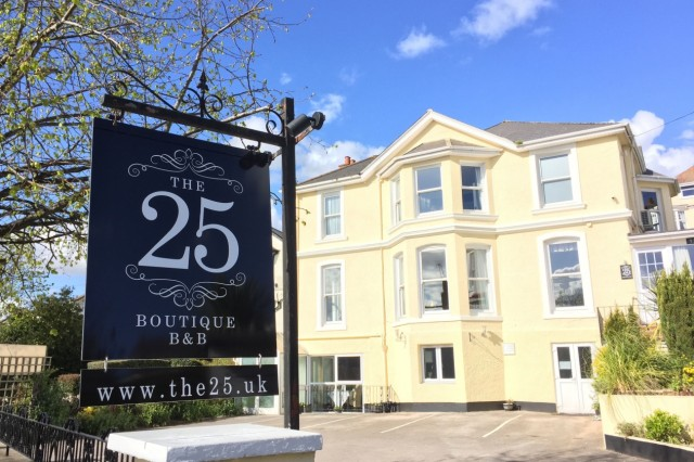 The 25 Boutique B&B Andy Banner-Price