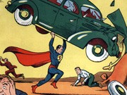 Superman-Comic, Auktion, Reuters