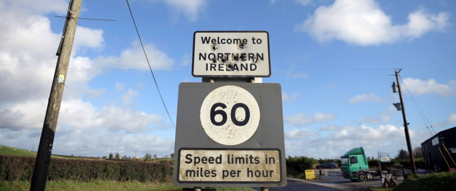 As Brexit Deal Eludes, Irish Border's Seamless Passage At Risk