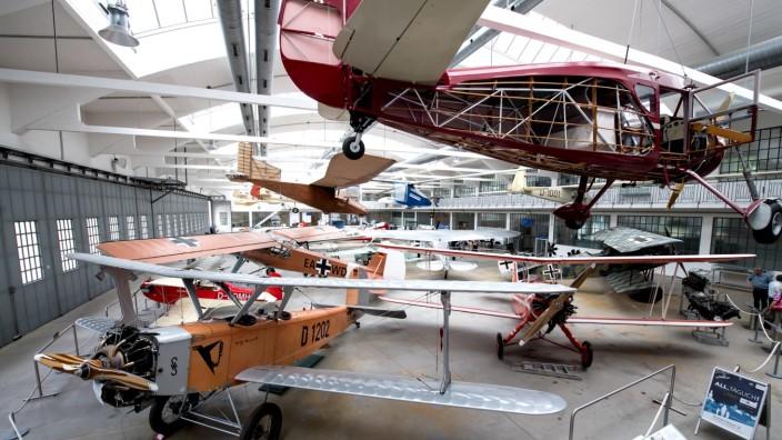 25 Jahre Flugwerft Schleißheim