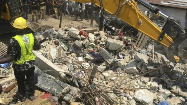 Unglück und Unfall Nigeria