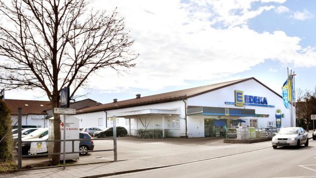 Erding Supermarkt an der Ardeostraße