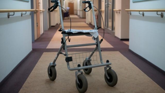 Volksbegehren Pflegenotstand