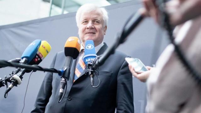Sitzung des Bundestag-Innenausschusses