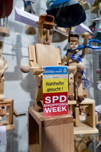 Holzfiguren Roland Dittel Poing