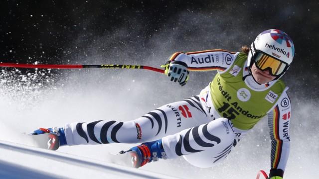 Ski alpin Weltcup - Super G