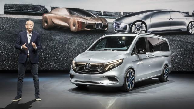 Bmw Und Daimler Uberlegen Gemeinsam Autos Zu Bauen Wirtschaft