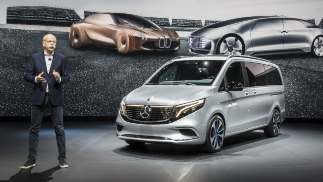 Mercedes-Benz Cars auf dem Genfer Automobilsalon 2019  Mercedes-Benz Cars at the 2019 Geneva International Auto Show