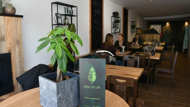 Erding Green Leaf Cafe