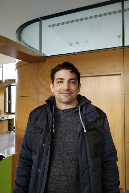 Andreas Blank, 41, aus Kirchseeon