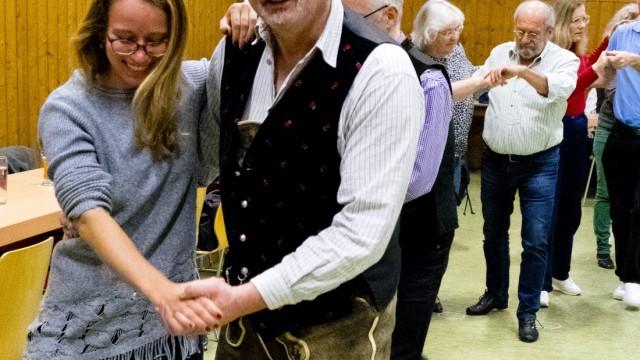 Volkstanzkurs GTEV Seetaler Kirchseeon
