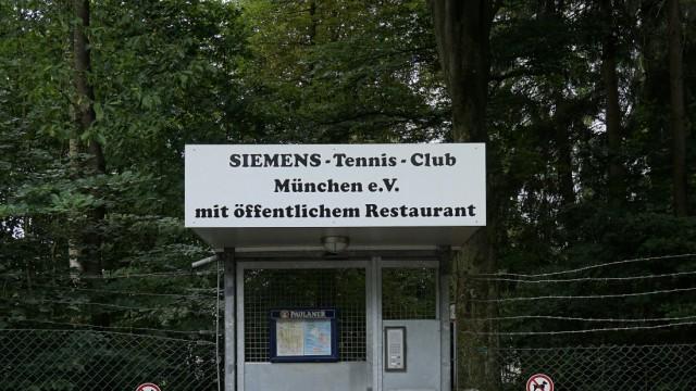 Siemens-Sportpark in München, 2017