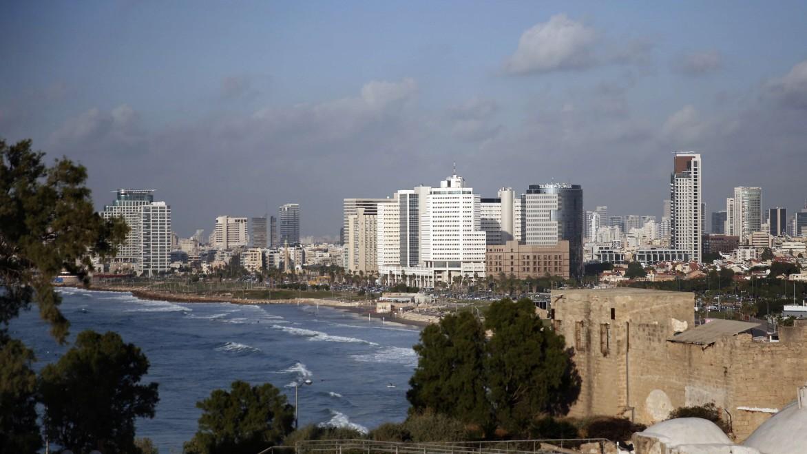 Sirenenalarm in Tel Aviv