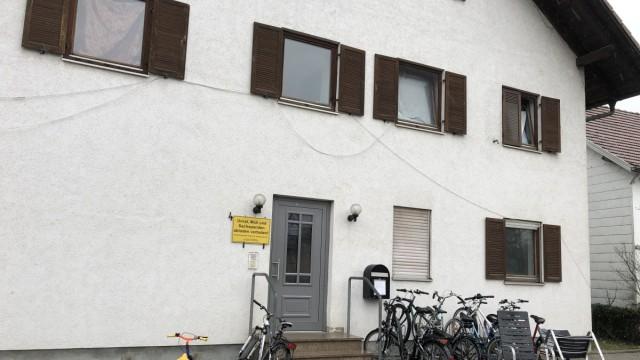 Asylunterkunft, Mammendorf, Augsburger Straße