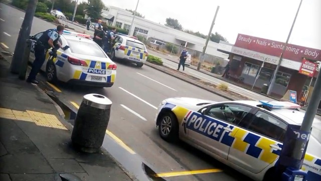 Neuseeland Anschlag Christchurch