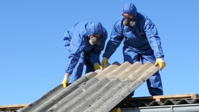 Keine Entwarnung: Immer noch Gefahr durch Asbest