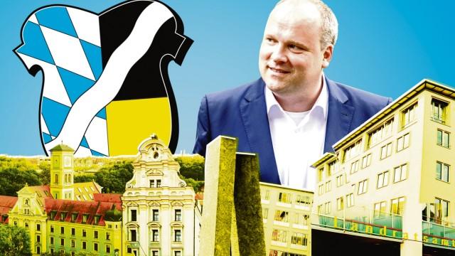 Illustration von Alper Özer ET 16.3. München Süd